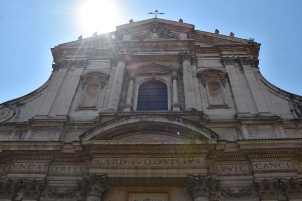 Sant'Ignacio-church
